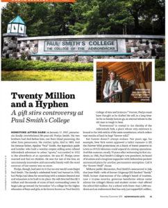 """Twenty Million and a Hyphen"""