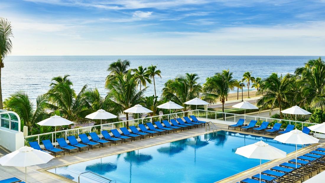 Westin Hotel Fort Lauderdale Beach Florida