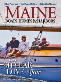 Maine Boats, Homes & Harbors