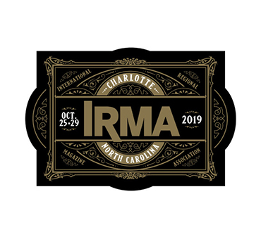 IRMA Conference 2019 logo