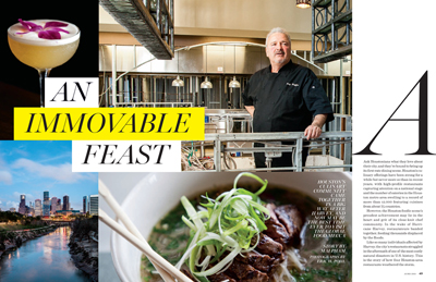 Food Feature 2019