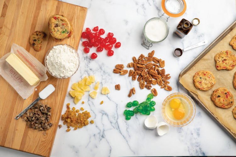 Pat's Christmas Cookies – Oklahoma Today